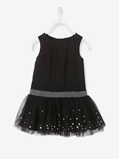 Robes-Robe fille tulle et sequins
