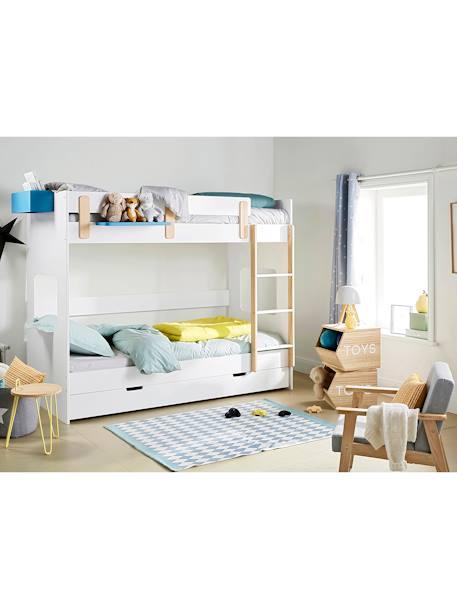 h ngeablage f r kinder hochbetten m bel bettw sche. Black Bedroom Furniture Sets. Home Design Ideas