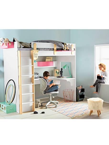 tablette chevet suspendre pour ligne everest chambre et. Black Bedroom Furniture Sets. Home Design Ideas