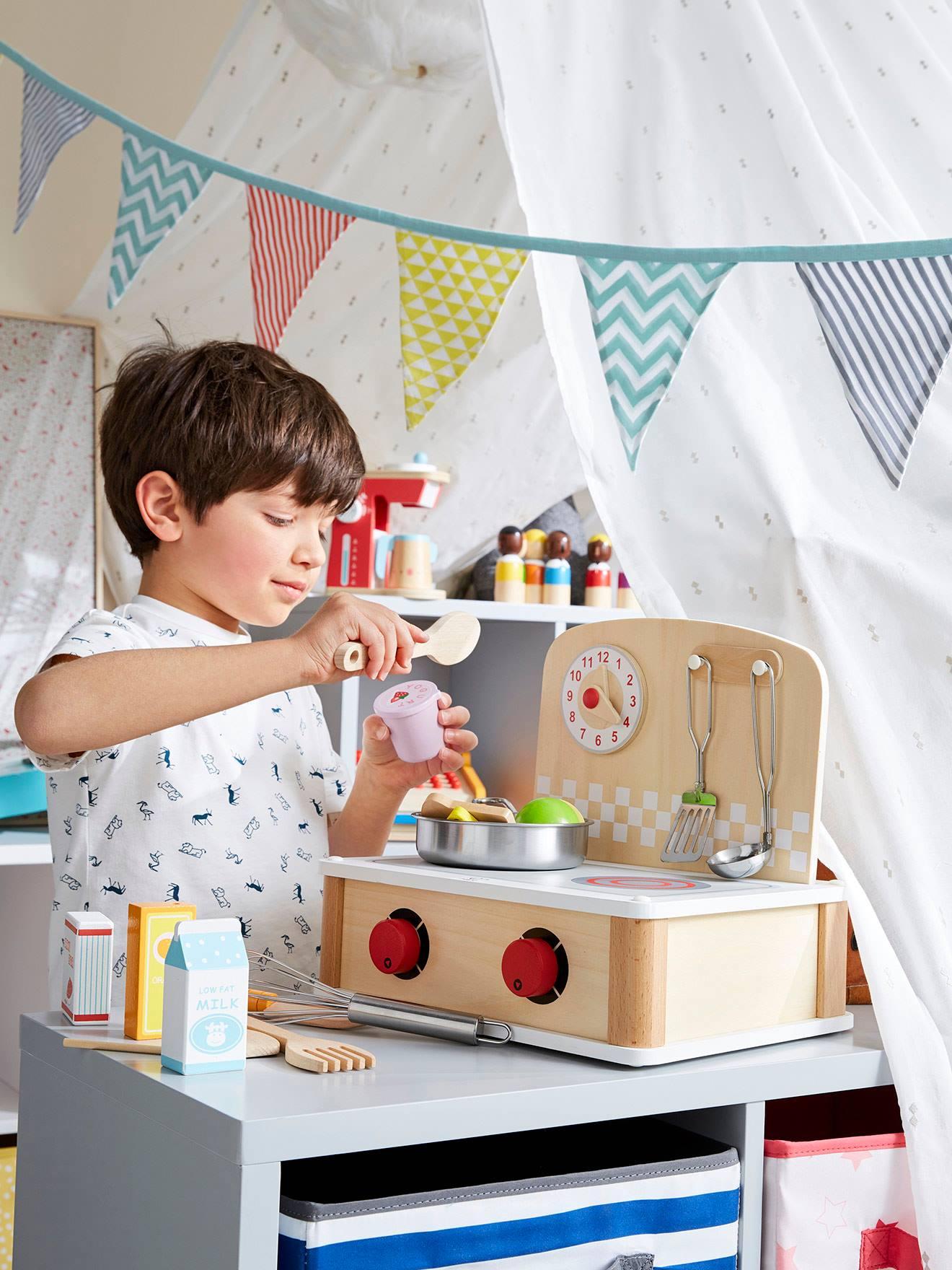 Wimpel-Girlande für Kinderzimmer, Deko & Aufbewahren