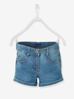 Shorts et bermudas-Short en jean fille