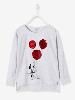 Superhelden und Comics-T-Shirt Mickey®, Wende-Pailletten