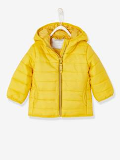 Baby-Mantel, Overall, Ausfahrsack-Mantel-Baby Light-Steppjacke, Kapuze mit Ohren