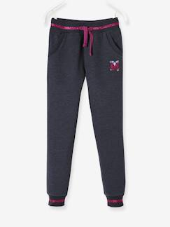 Fille-Collection sport-Pantalon molleton sport fille