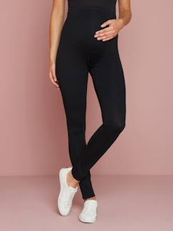 Hosen-Umstands-Leggings aus Stretch