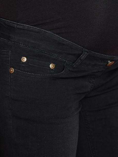 Umstands-Slim-Fit-Jeans Blue Stone+Dark Blue+Grau+Schwarz