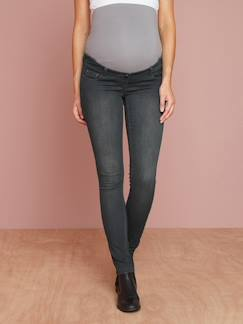 Klinikkoffer-Umstands-Slim-Fit-Jeans
