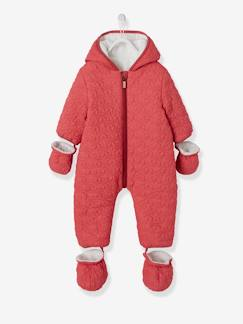 Baby-Mantel, Overall, Ausfahrsack-Winter-Overall für Babys, Sterne