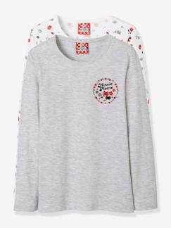 Hiver-Lot de 2 T-shirts Minnie®