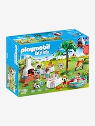 9272 Famille et barbecue estival Playmobil