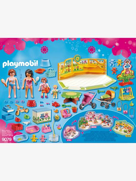 9079 Magasin pour bébés Playmobil ORANGE