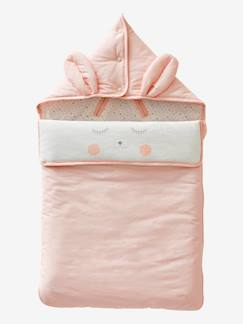 Baby-Mantel, Overall, Ausfahrsack-Ausfahrsack ,,Kleiner Hase