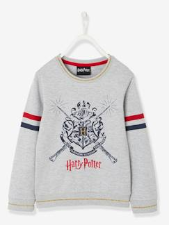 Fille-Pull, gilet, sweat-Sweat-Sweat Harry Potter® imprimé en molleton