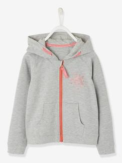 e9e8cde1818b89 Mädchen-Pullover, Strickjacke, Sweatshirt-Mädchen Sportjacke mit Kapuze,  Stern