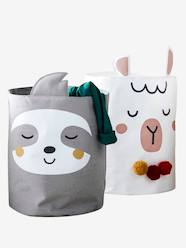 Lot de 2 paniers animaux