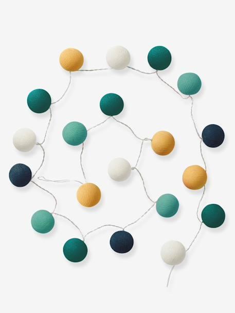 Lichtergirlande Für Kinderzimmer Lichterkette Mehrfarbig Bettwäsche Dekoration