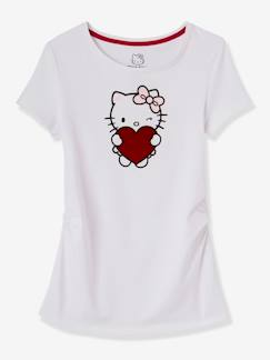 Future Maman-T-shirt, débardeur-T-shirt grossesse Hello Kitty® imprimé