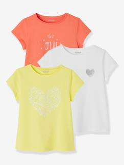 valisevacances-classedemer-Lot de 3 T-shirts, manche courtes