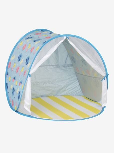 Tente anti-UV avec moustiquaire Babymoov - bleu