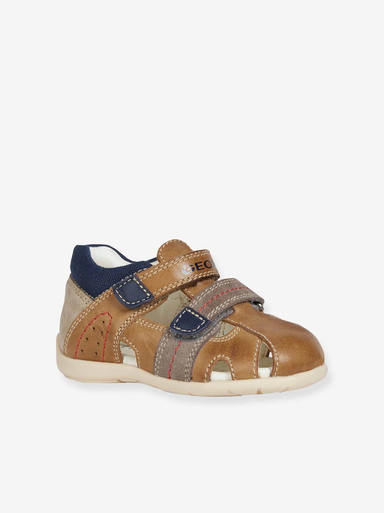 Sandales bébé garçon Kaytan Boy B GEOX® caramel, Chaussures