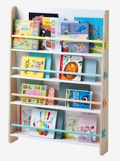 Bücherregal und Bibliothek - Kinderzimmer-Aufbewahrung ...