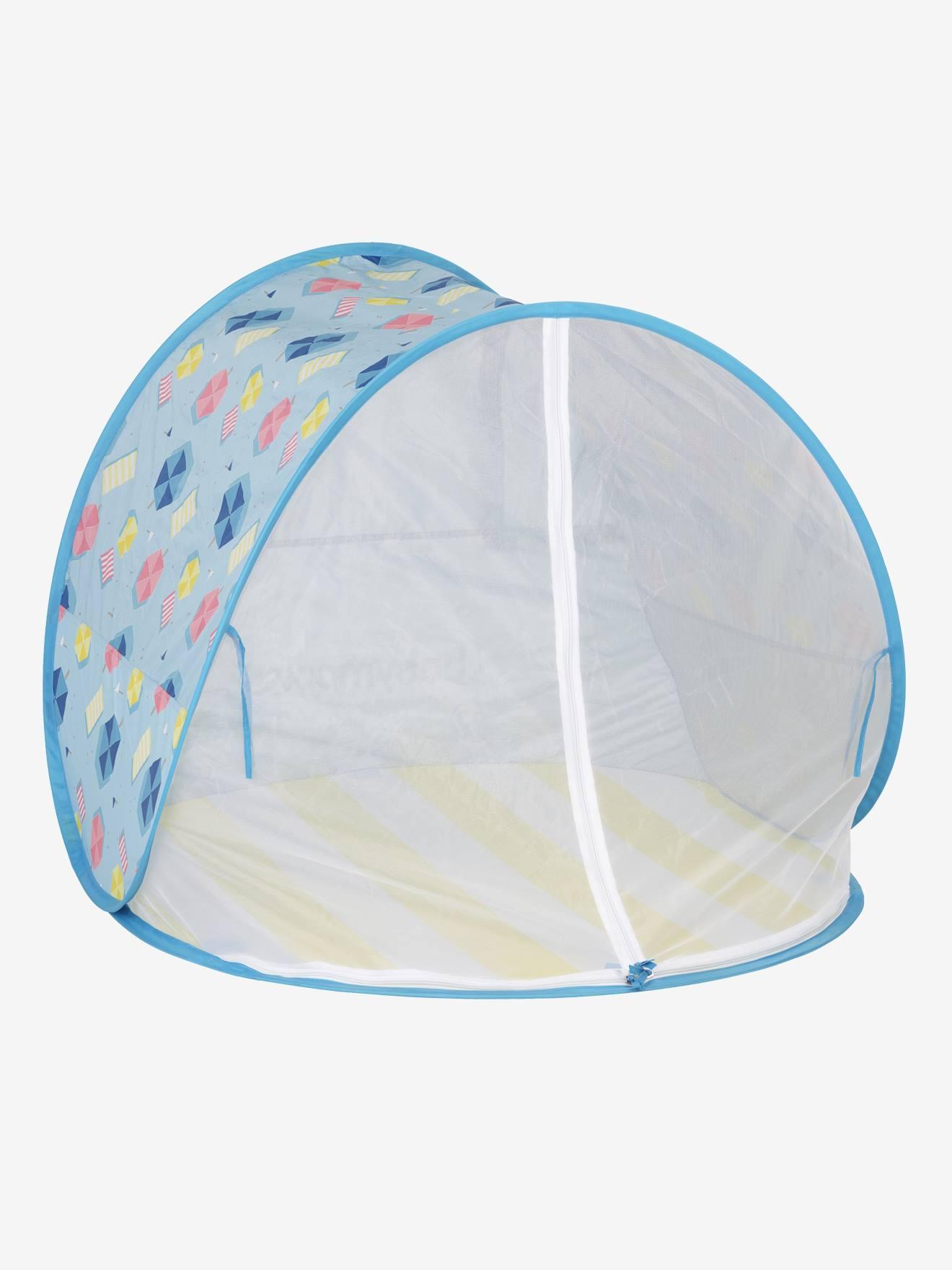 Tente anti-UV avec moustiquaire Babymoov - bleu, Jouet