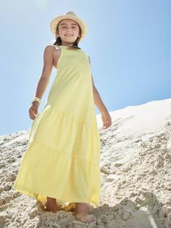 La nouvelle collection 2019-Fille-Robe longue fille