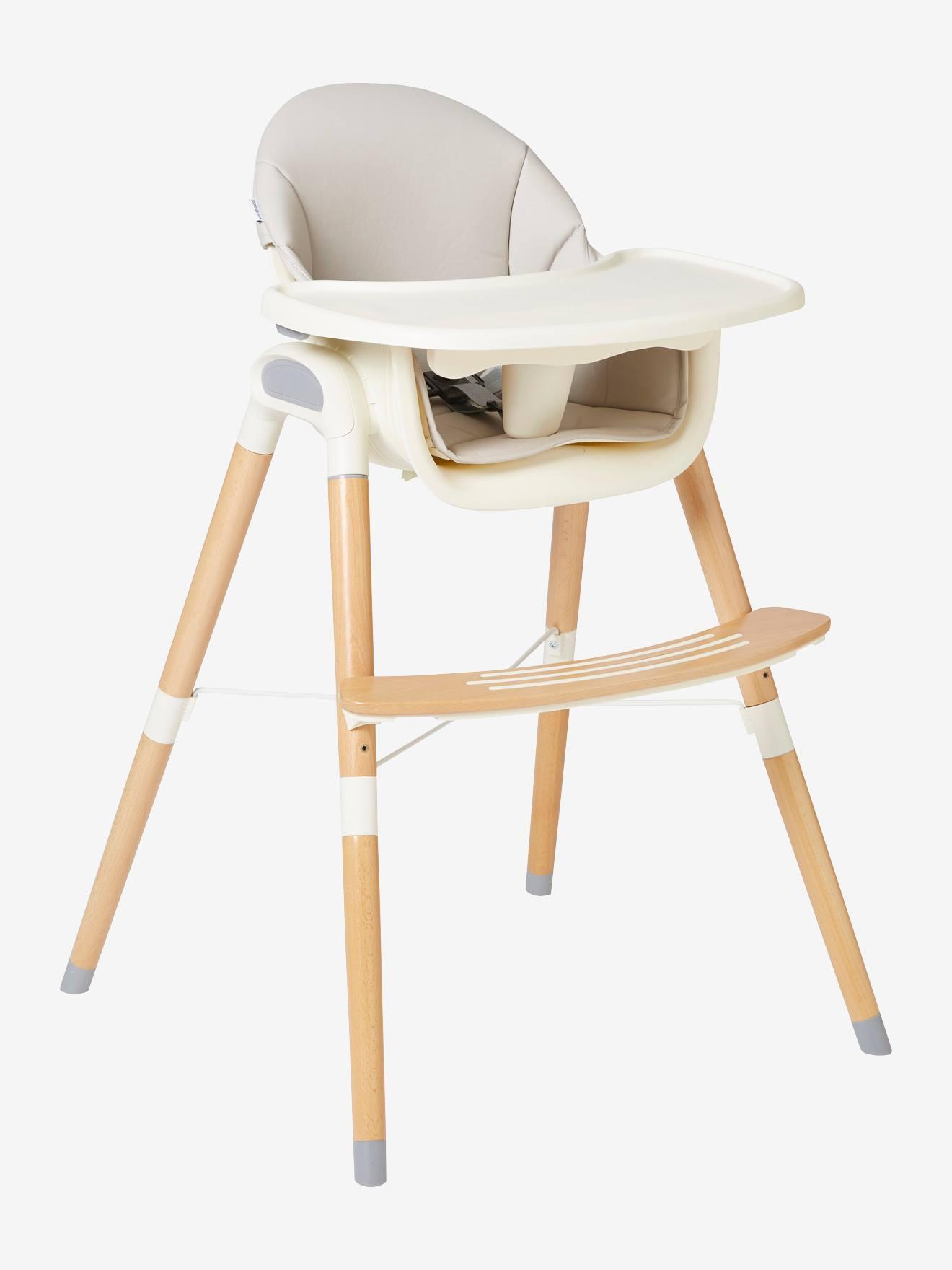 acheter chaise haute bebe en bois