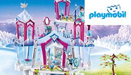 marques à glisser sous le sapin Playmobil