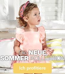 Die NEUE SOMMER KOLLEKTION