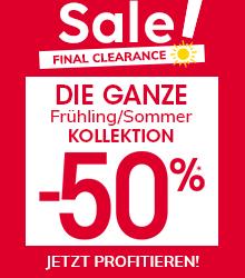 Sale! FINAL CLEARANCE