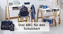 Das ABC für den Schulstart