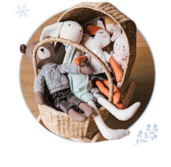 Puppen & Kuscheltiere