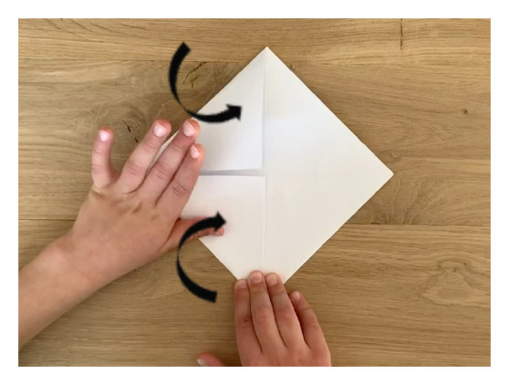 plier des origamis